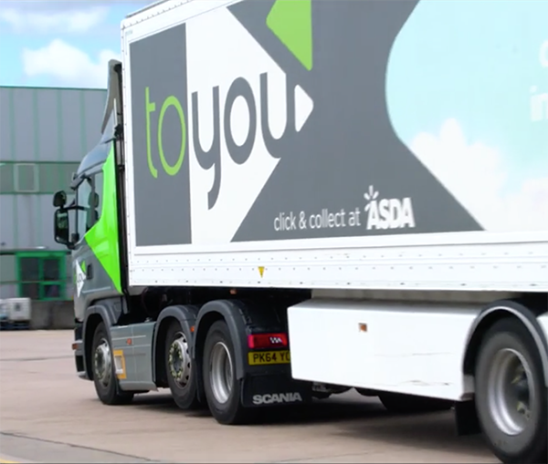 Asda exploite la solution d'orchestration des commandes (Order Management) de Manhattan Associates.