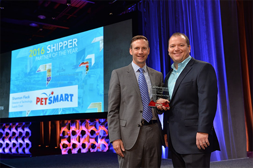 Shipper Partner of the year