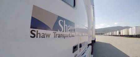 Shaw Industries Transportation Management System