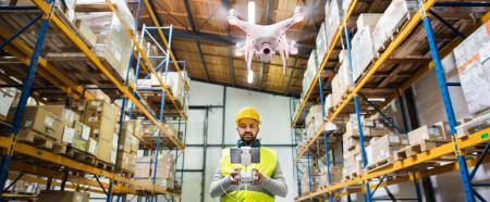 Artificial Intelligence Making Its Way into Today's Warehouse Technologies
