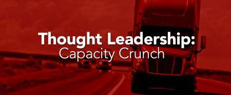 Thought Leadership: Capacity Crunch