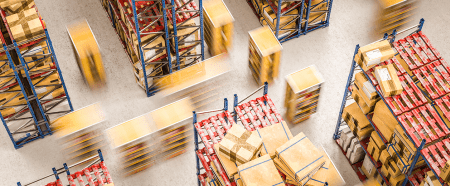 Distribution centers rise to meet unprecedented challenges